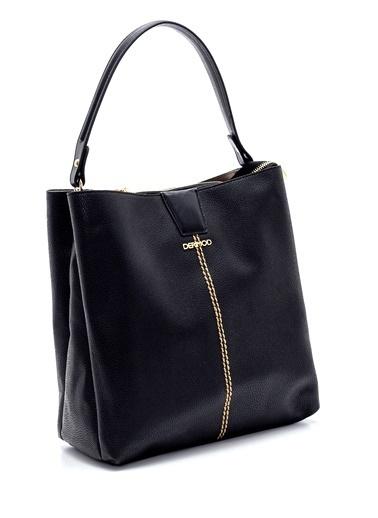 Derimod Kadın Çanta (5023) Smart Siyah